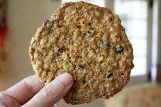 Crispy Oatmeal Choc. Chip Cookies