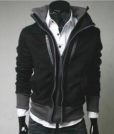 fashion designer mens coat