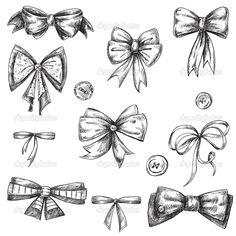 "ribbon drawing - ""Google"" paieška"