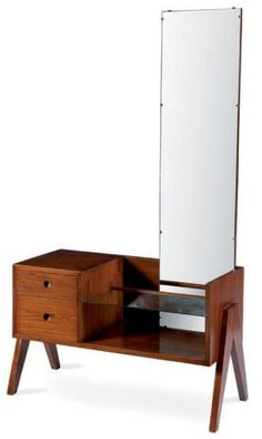 Vanity from Chandigarh, India, c.1955, Literature: Le Corbusier Pierre Jeanneret: The Indian Adventure, Design-Art-Architecture, Touchaleaume and Moreau, pp594-595
