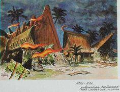 Mai-Kai (via Mai-Kai - The Postcards)