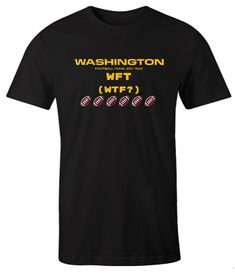 Do You Looking for Comfort Clothes? Washington Football Team impressive T Shirt is Made To Order, one by one printed so we can control the quality. Comfortable Outfits, Direct To Garment Printer, Football Team, Types Of Shirts, Washington, Printed, Mens Tops, T Shirt, Clothes