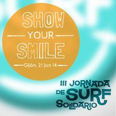 Surf Solidario, 21 de Junio en Gijón.   Hangten Revista de Longboard