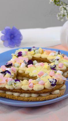 Sweet Recipes, Cereal, Baking, Breakfast, Cake, Blitz, Desserts, Food, Videos