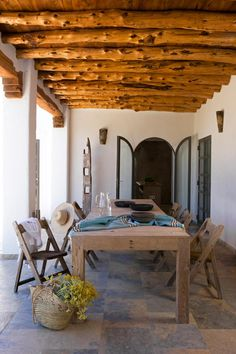 Ibiza open dining ♥ amberlair.com #Boutiquehotel #travel #hotel
