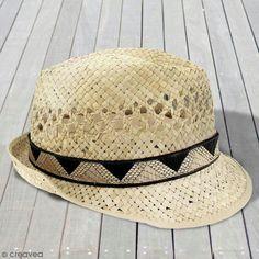 ¿Cómo destacar con un sombrero de paja este verano? ¡Fácil!