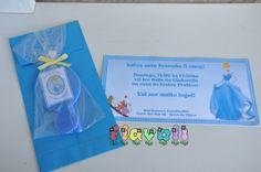 Convite com espelho - Tema Cinderella  :: flavoli.net - Papelaria Personalizada :: Contato: (21) 98-836-0113  vendas@flavoli.net
