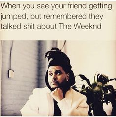 IM DEADD!!!! @yafavv.nyy ha ha The Weeknd Memes, Abel The Weeknd, Abel Makkonen, Funny Memes, Hilarious, Save My Life, Over Dose, Record Producer, To My Future Husband