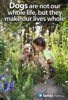 ..they make our lives whole.