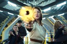 """Recapping: Heroes Reborn, """"Project Reborn""""   Geek Girl Pen Pals Club #IGGPPC"""