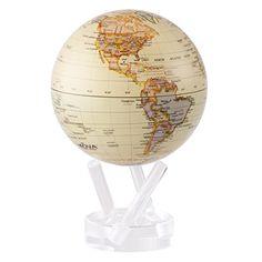 "4.5"" Antique Gloss Finish MOVA Globe"