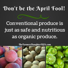 Don't be the April Fool
