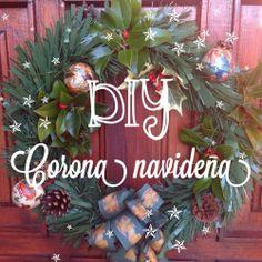 Le Petit Panier & Co: Cómo hacer una Corona navideña