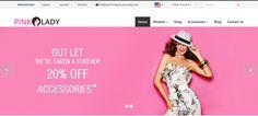 PinkLady Women Fashion Theme for Odoo v8 Ecommerce