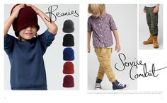 winter 13 catalogue. page 8 & 9. www.industriekids.com.au