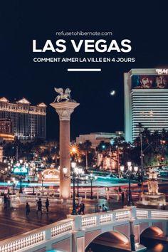 Découvrir Las Vegas mais aussi le Neon Museum, les spectacles du Cirque du Soleil, la vallée du feu... Savoir où manger et où dormir à Las Vegas ! #LasVegas #Nevada #NeonMuseum #USA #roadtrip #Valleyoffire