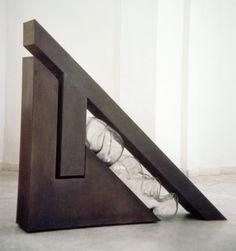 Dana Vachtova - Sculptures. Czech Sculptor Dana Vachtova.