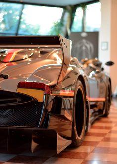 Pagani Zonda R  sports cars