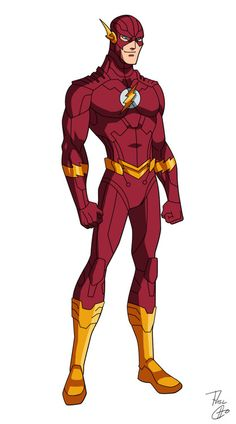 The Flash - Injustice by *phil-cho