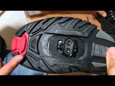 Cómo regular presión calas pedal y cómo poner calas zapatilla bici MTB - Vídeos de ciclismo