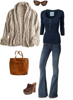 Fall Comfy, created by naira-aponi on Polyvore