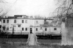 """Original """"Ark"""" on the Coosa River in Riverside, AL Pell City Alabama, The Old Days, Down South, Historical Photos, Old Things, River, 50 States, Southern Style, History"""