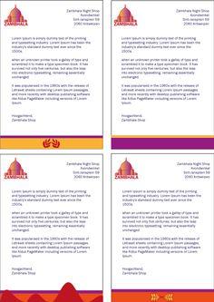 Design huisstijl 3 Briefpapier