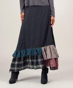 Anthracite Astrid Skirt