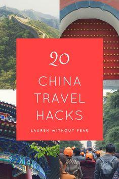 20 China Travel Hacks   Living In China As A Foreigner   Living In China As A Woman   Living In China As An American   Moving to China   China Travel Advice   China Travel Tips   China Travel Guide