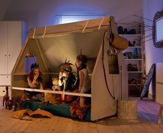 Muebles infantiles y juveniles funcionales y de diseño de Vox - Mamidecora