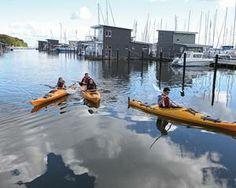 Wassersport auf Rügen