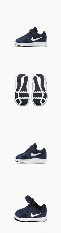 851d3a73278c Baby Shoes 147285  Nike Downshifter 7 (Tdv) 869974-400 Navy Blue White  Toddler Boy S Shoes New! -  BUY IT NOW ONLY   34.95 on  eBay  shoes   downshifter ...