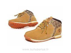 Chaussure Timberland Chukka Bottes Blé vente