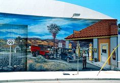 Not only known for its festivals, Indio boasts several murals though out the city