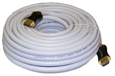 Cable HDMI color blanco 10 metros de largo SAC Electronics AE0510W