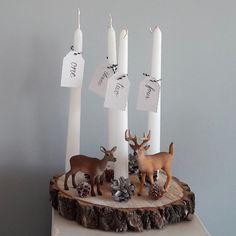 Hygge, Lagom és a többi ma divatos szó Advent Wreath, Nordic Style, Hygge, Christmas Decorations, Xmas, Wreaths, Candles, Door Wreaths, Christmas