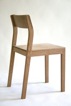 Stackable Wood Dining Chair. $650.00, via Etsy.