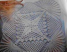 Crochet: VARIOUS DOILIES