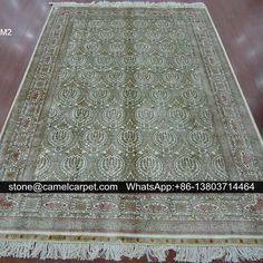 5.5x8ft,Turkey carpet,silk