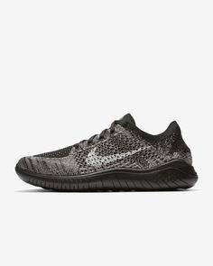 f530279c52 Nike Free RN Flyknit 2018 Women s Running Shoe. Nike.com All Black Sneakers