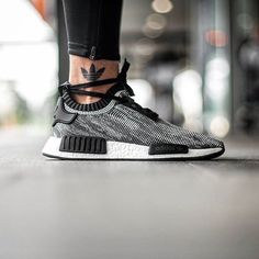 more photos 2ba66 bf0c5 (Adidas NMD Runner) I only planned on one tattoo in my this guy for my