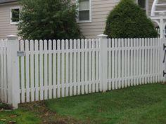 Picket Fence design and installation North Shore, Boston - Malone Fence Company Salem MA