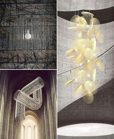 Soon to join Heathfield & Co's bespoke light installations' 'Leaf', 'Birch Forest' and 'Flow' | Heathfield & Co