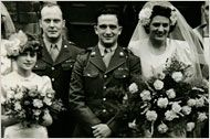 They Were Wed - British brides who came to America with their American servicemen husband during WW2