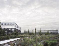 EDF Campus,© Jeremy Bernier