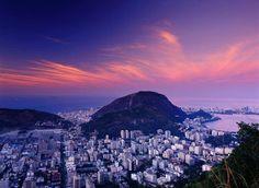 Districts, Rio de Janeiro Brazil