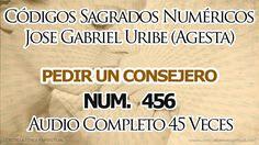 CONSEJERO PEDIR CODIGOS SAGRADOS 456.
