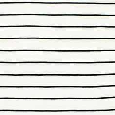 Small Midnight Blue Stripe on White Cotton Jersey Blend Knit Fabric :: $6.00