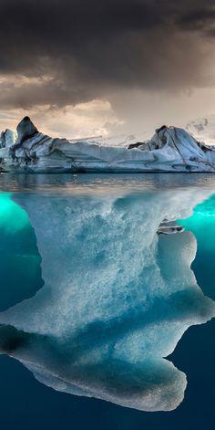 Glacier Lagoon, Islandia