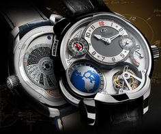 Greubel and Forsey GMT Front